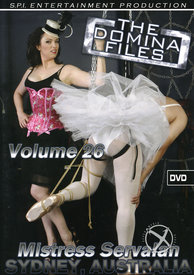 Domina Files 26 Mistress Serv (disc)