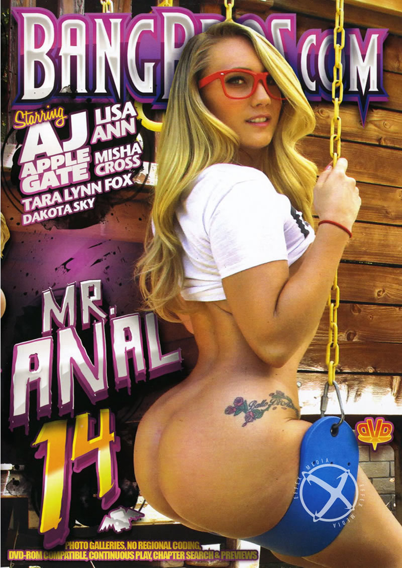 Mr Anal 14 (disc)
