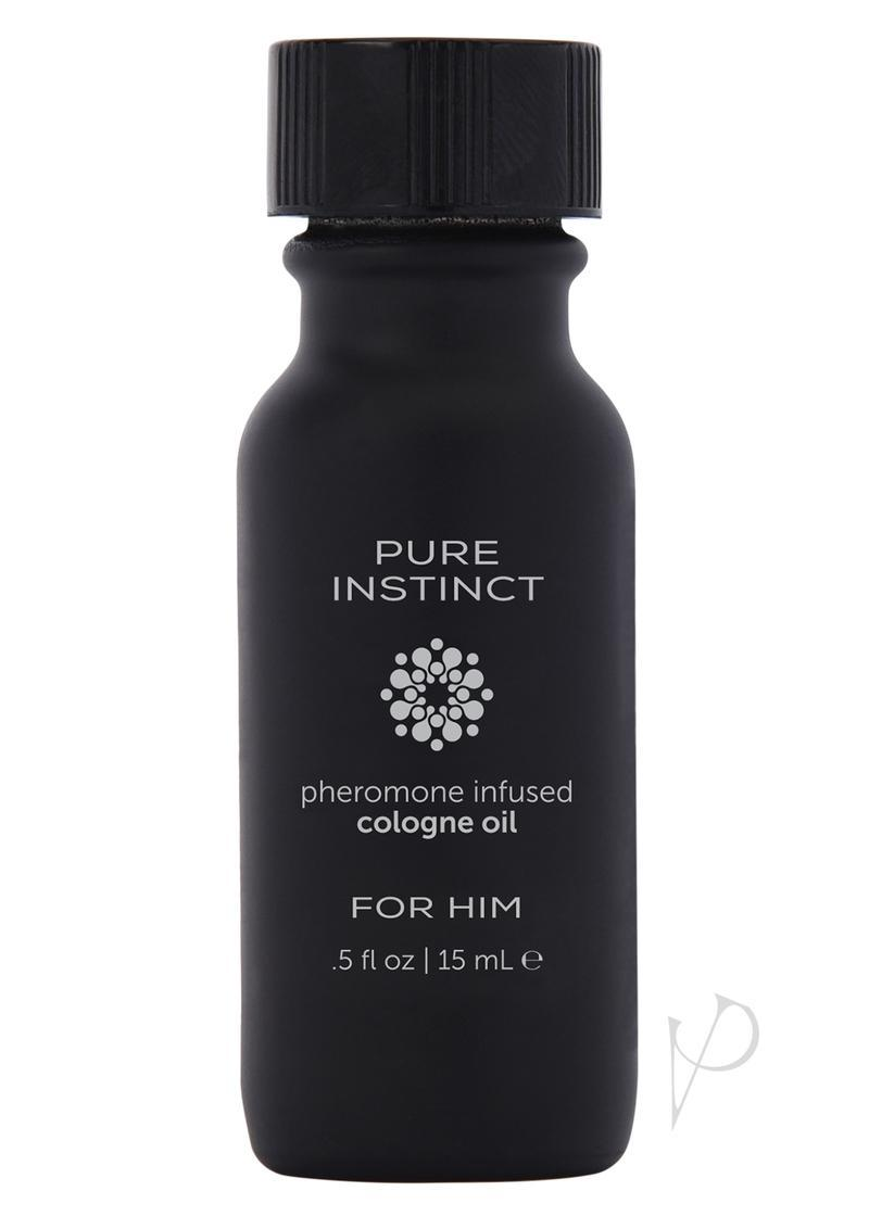 Pure Instinct Cologne Oil For Him 15ml