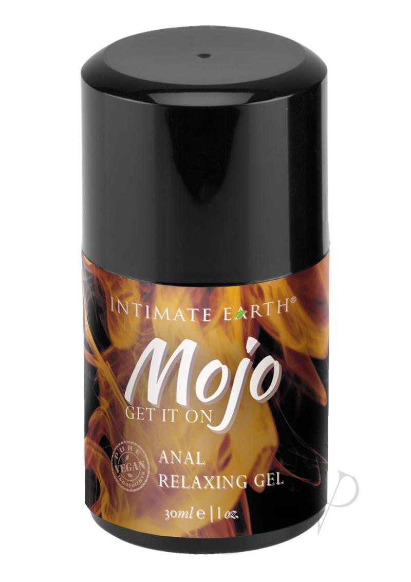 Mojo Clove Oil Anal Relaxing Gel Lubricant 1oz
